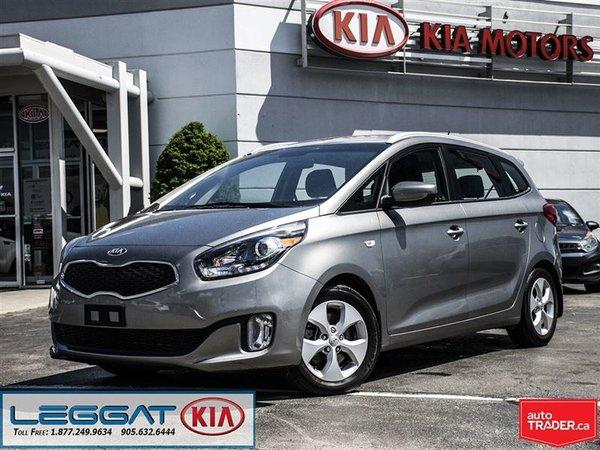 2014 Kia Rondo LX - No Accident, Low KM, Sensors, Heated Seat