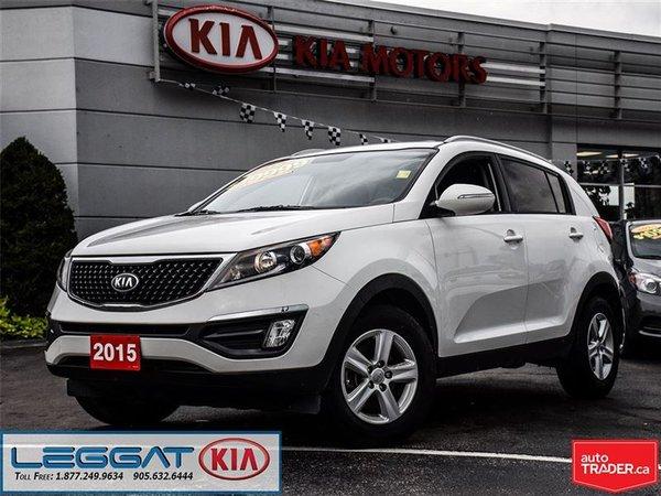 2015 Kia Sportage LX