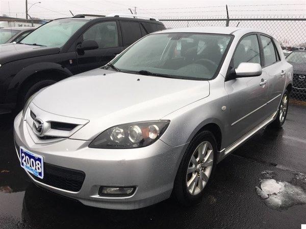 2008 Mazda Mazda3 GS LTD Avail