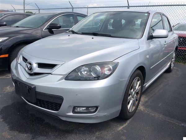 2008 Mazda Mazda3 Black
