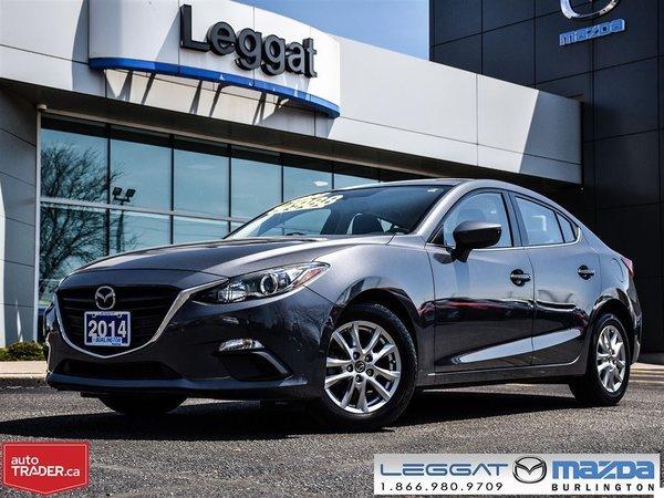 2014 Mazda Mazda3 GS-SKY AUTOMATIC