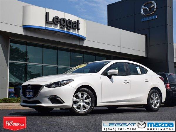 2016 Mazda Mazda3 AUTOMATIC