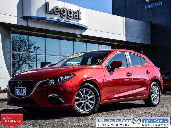 2016 Mazda Mazda3 SPORT GS AUTOMATIC