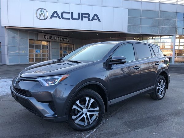 2016 Toyota RAV4 LE   ONLY42000KMS   AWD   BLUETOOTH   GOODONGAS