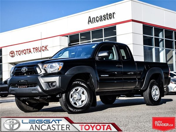 2015 Toyota Tacoma 4CYL 4X4 ACCESS CAB ONLY 35548 KMS!!