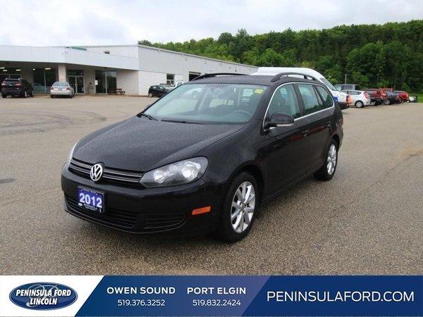 2012 Volkswagen Golf wagon Trendline  $121 B/W! WOW!!!