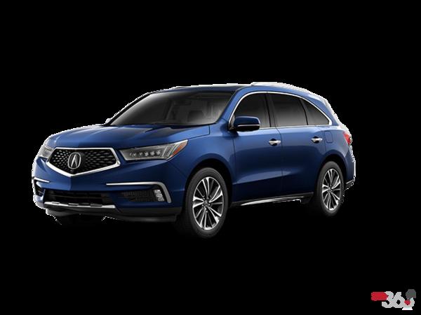 2017 Acura MDX Elite Package