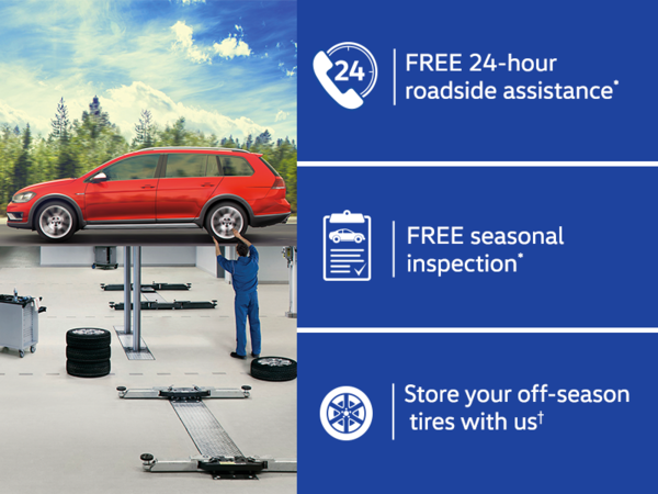 Volkswagen Spring Service Offer at Roussel VW | Miramichi