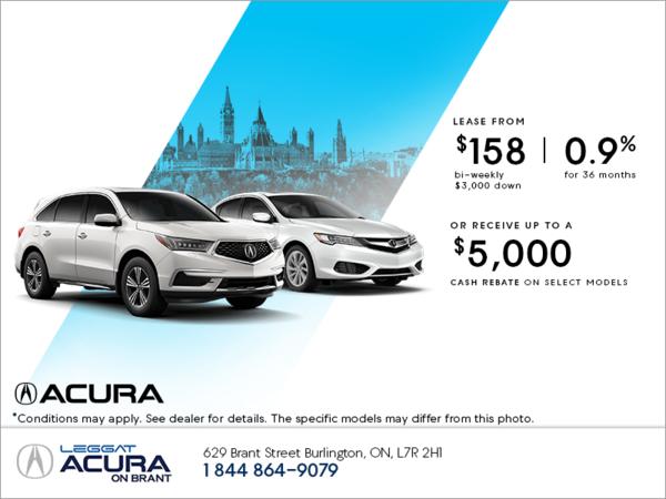 Acura's Monthly Event!