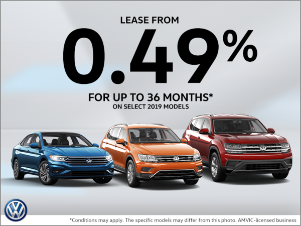 The Volkswagen Monthly Event!
