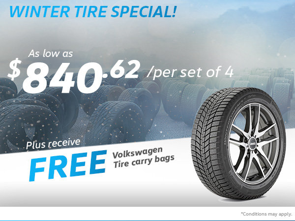 Continental Winter Tire Special!