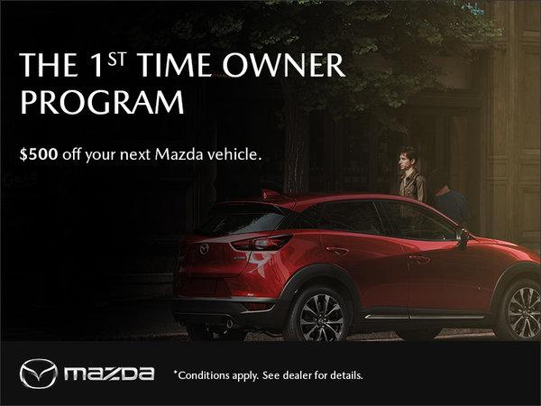 Half-Way Motors Mazda - Mazda 1st Time Owner Program