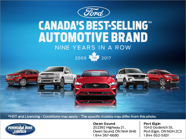 Ford Monthly Event