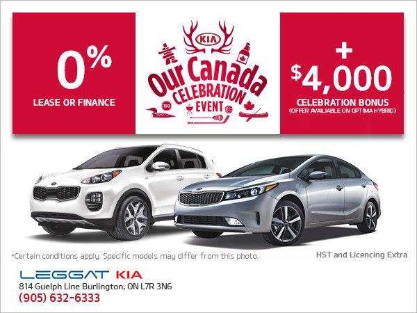 Our Canada Celebration Event