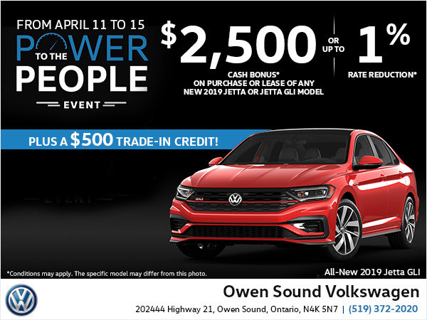Join Us for the Power to the People Sales Event!
