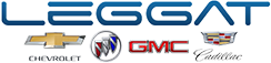 Leggat Chevrolet Cadillac Buick GMC Logo