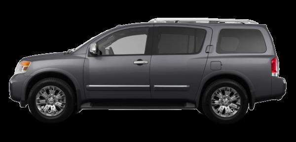 Nissan Armada PLATINE 2015