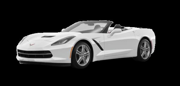 Chevrolet Corvette Cabriolet Stingray 1LT 2018