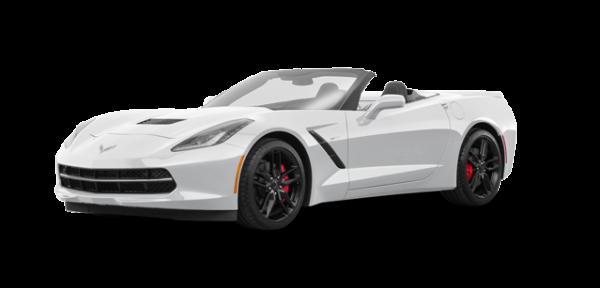 Chevrolet Corvette Cabriolet Stingray 2LT 2018