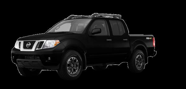 Nissan Frontier PRO-4X Cabine Double 2019