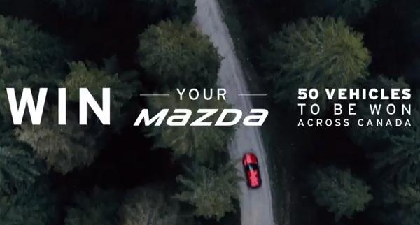 Mazda Canada's 50th Anniversary Event | Win Your Mazda