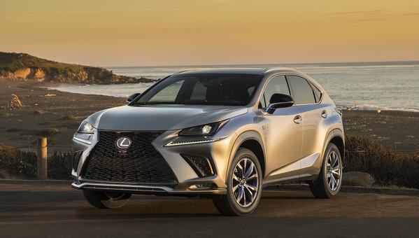 2019 Lexus NX: the no-compromise compromise