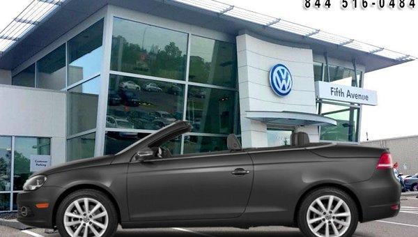 2014 Volkswagen Eos Highline  - $280.48 B/W