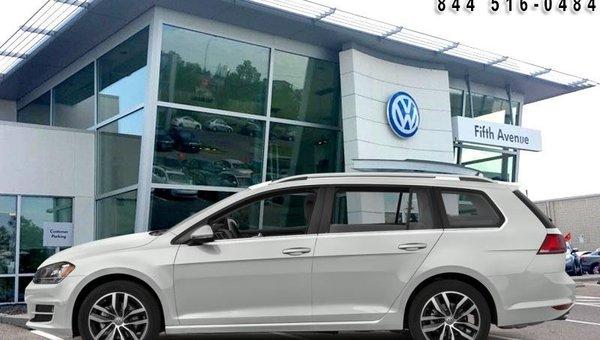 2017 Volkswagen Golf Sportwagon Highline