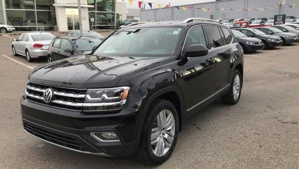 2018 Volkswagen Atlas Execline 3.6 FSI  - $342.65 B/W