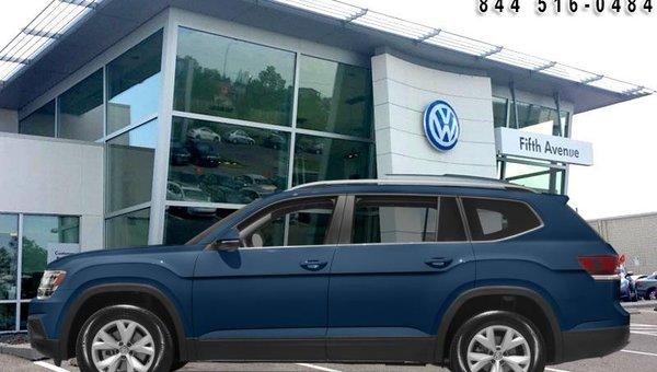 2018 Volkswagen Atlas Execline 3.6 FSI  - $344.41 B/W
