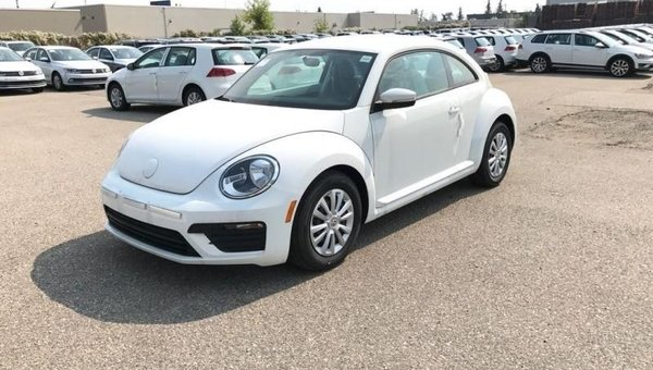 2017 Volkswagen Beetle Trendline  - $155.22 B/W