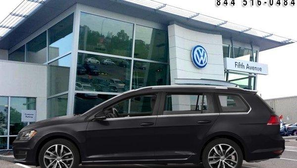 2017 Volkswagen GOLF SPORTWAGEN Highline  - $243.74 B/W