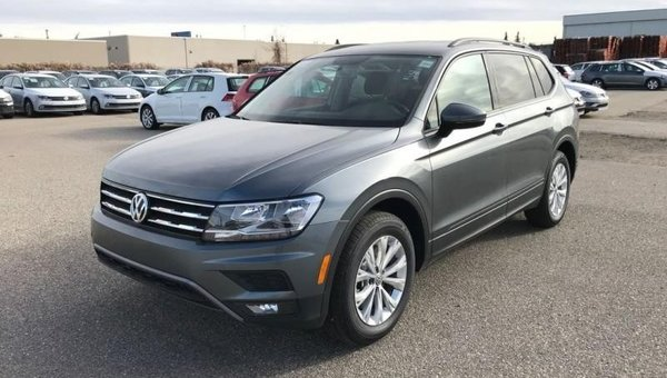 2018 Volkswagen Tiguan Trendline  - $215.82 B/W