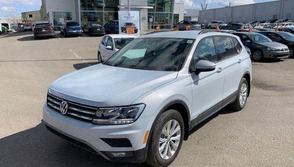 2018 Volkswagen Tiguan Trendline  - $231.40 B/W
