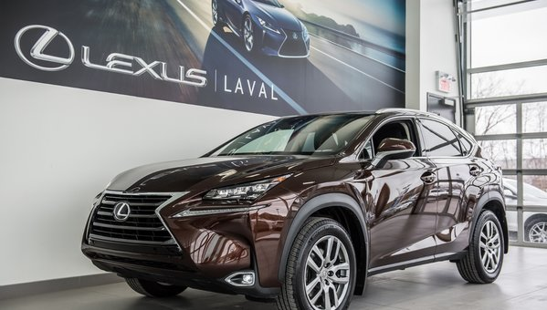 Lexus NX 200t 6A 2016