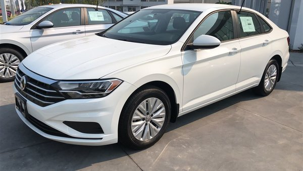 2019 Volkswagen Jetta COMFORT 1.4T 147HP 8SP AUTO TIPTRONIC