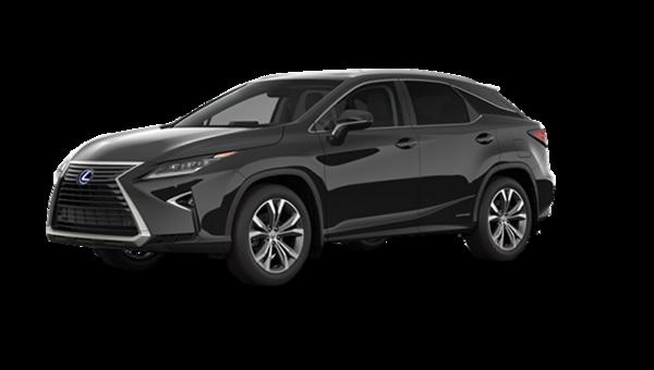 Lexus RX450h  2016