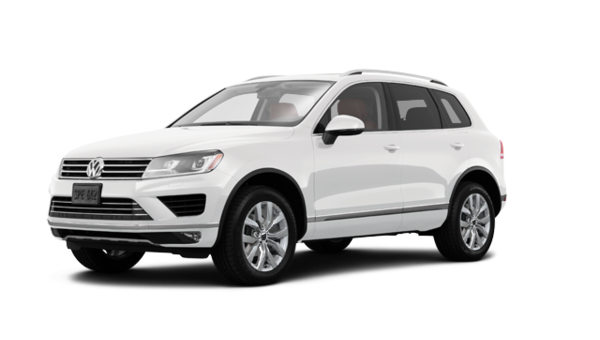 2016 Volkswagen Touareg TDI Execline w/ R-Line Package