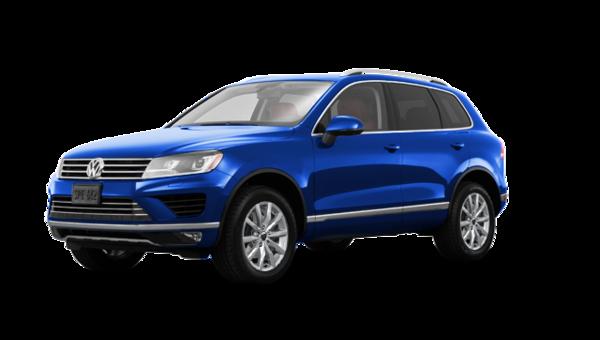 2016 Volkswagen Touareg EXECL 3.0TDI 240HP 8SP AUTO TIP 4MO
