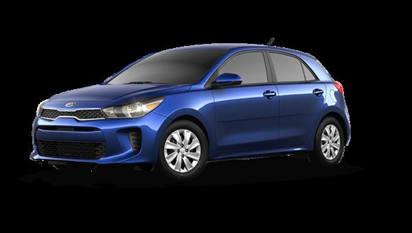 Kia Rio For Sale >> New 2018 Kia Rio 5-door HYPER BLUE(B2R) METALLIC for Sale - $23940.0 | Applewood Kia Langley - # ...