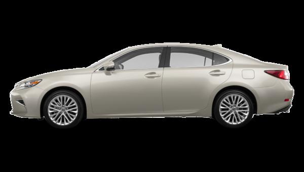 Lexus ES350 6A 2018