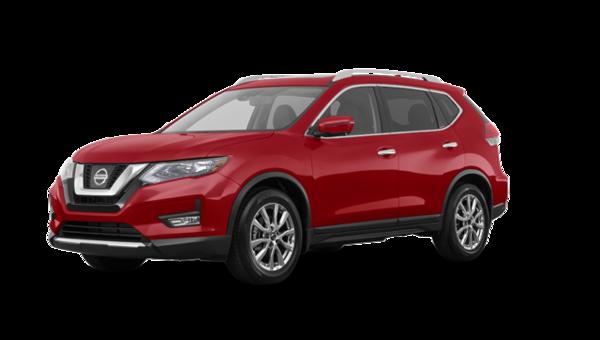 2018 Nissan ROGUE SV, AWD