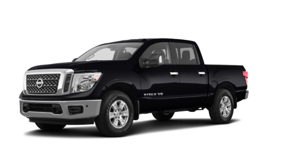 2018 Nissan TITAN CREW CAB SV