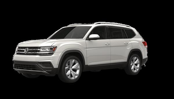 2018 Volkswagen Atlas COMFORT 2.0 TSI 235HP 8SP AUTO TIPTRONIC