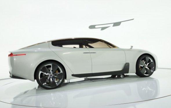 Le concept GT de Kia inauguré au Salon international de l'auto du Canada 2012