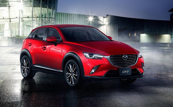Ce que les journalistes pensent du Mazda CX-3 2016