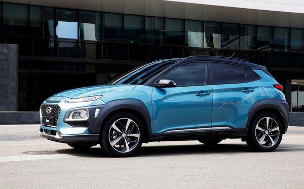 Voici tout ce qu'il faut savoir sur le nouveau Hyundai Kona 2018
