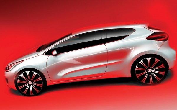 Kia reçoit quatre prix « red dot » pour ses modèles compacts