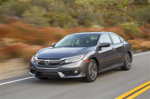 Honda construit la deux millionième Honda Civic