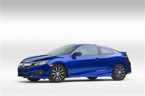 La Honda Civic Coupé 2017 rend la route plus amusante